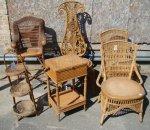 Современные производители плетеной мебели