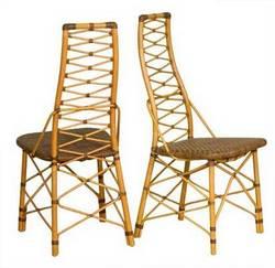 Плетеные стулья  - это модно
