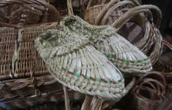 Искусственное лыко для плетения лаптей