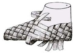 Плетение бахил