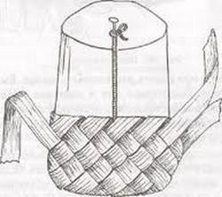Чем отличается плетение лаптей и бахил