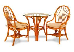 Советы по выбору мебели из ротанга
